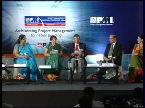 2011 | Project Management National Conference | Panel Discussion | PMI India