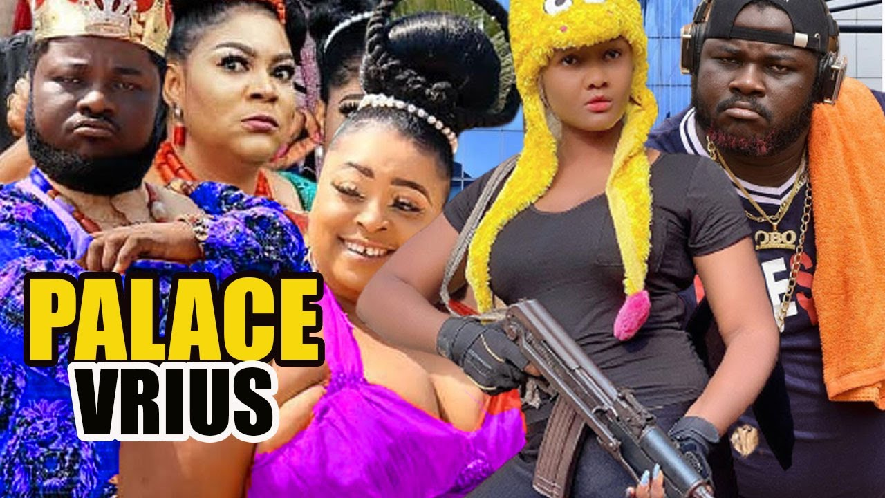 Palace Virus  Complete Part 1&2- [NEW MOVIE] 2021 LATEST NIGERIAN NOLLYWOOD MOVIE|AFRICAN MOVIE