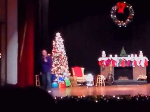 "A Merry Country Christmas with Bruce Wolfe & the Midnight Cloggers "" SNOWBIRD"""
