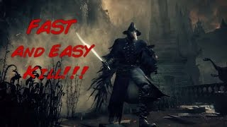 Bloodborne: The EASIEST Way to Kill Eileen the Crow