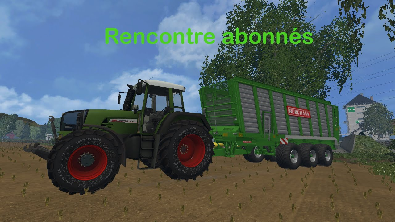 Rencontre agricultrice celibataire