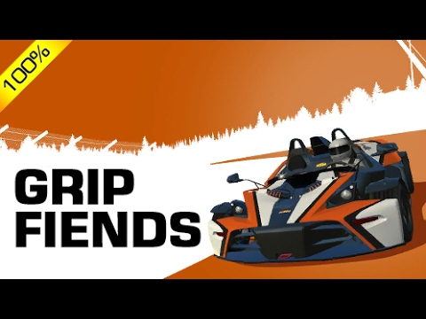 Real Racing 3 # Master # Grip Fiends Completed