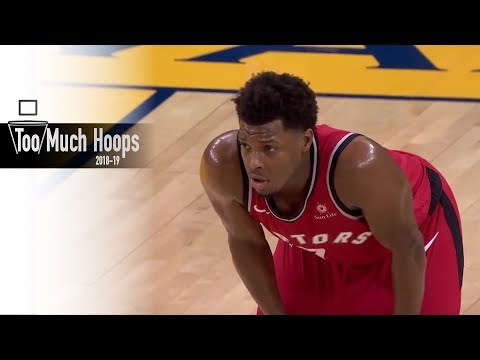 Kyle Lowry - 100th Double-Double as a Raptor - Full Highlights with Defense 12.12.2018