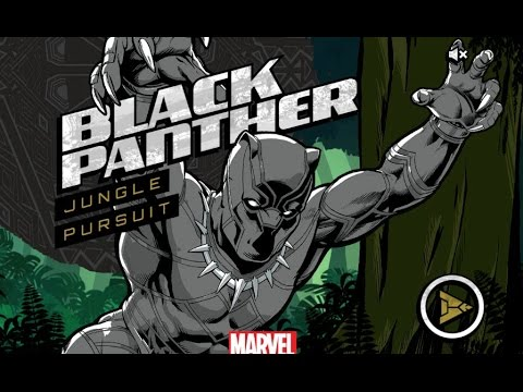 Black Panther Jungle Pursuit Full Game Youtube