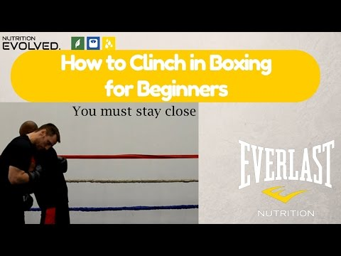 How To Clinch In Boxing (Step By Step For Beginners)