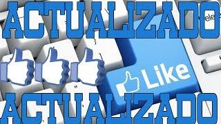 Como Tener Muchos Likes en Facebook 2015 | Octubre  - Actualizado