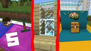 ТОП 5 ТРЮКОВ 1.1.1.1 в Minecraft PE ! МАЙНКРАФТ ПЕ 1.1.1.1