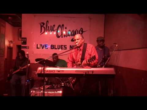 Maurice John Vaughn at Blue Chicago --[Everything I Do] Got To Be Funky