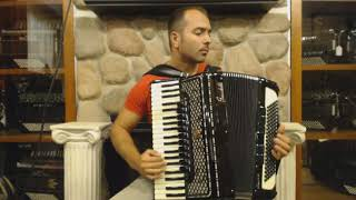 How to Play Balkan Music on Piano Accordion - Lesson 3 - Romanian and Moldavian Music