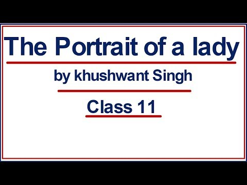 The Portrait of a Lady Class 11 ( Explained in Hindi ) Mp3