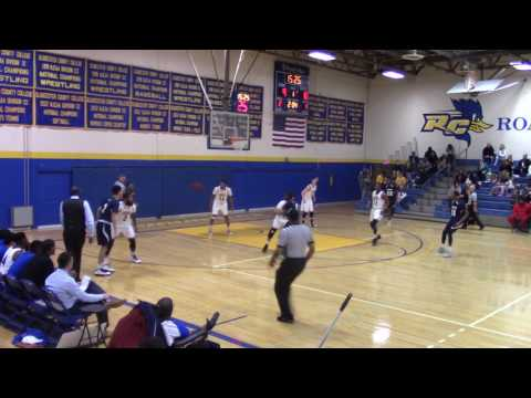 RCGC Men's Basketball vs. Camden CC 1st Half