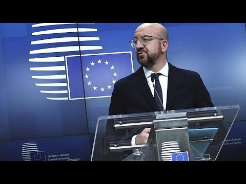 Budget Battle As EU Chiefs Meet To Thrash Out Long-term Spending Plans