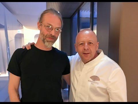 Interview de Thierry Marx par le Chef Simon