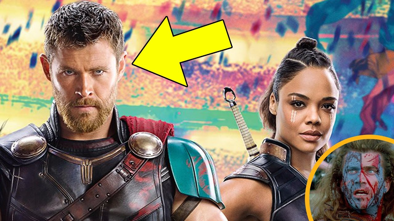 What's Up With Thor's New Haircut? - YouTube