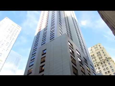 99 Washington Street Holiday Inn, Downtown NYC: Then and Now