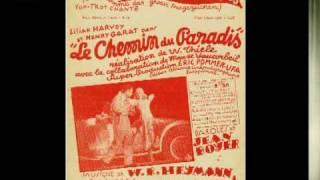 2/4  Hallo Du süsse Frau! /Le Chemin du Paradis - Nicolas Amato (1930)
