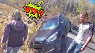 Stupid, Crazy & Angry People Vs Bikers 2018 [Ep.#599] BAD DRIVERS