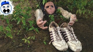 15 Most Bizarre Things Found In A Backyard