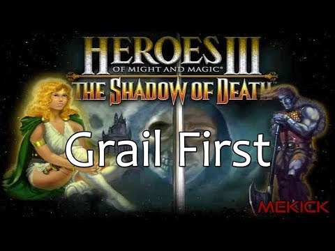 Heroes of Might and Magic III: Grail First Challenge 1v7 FFA (200%)