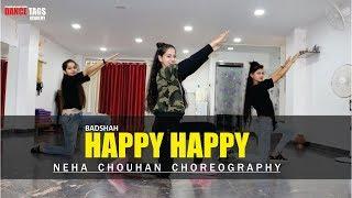 Happy Happy Dance choreography by Neha chouhan | Blackmail movie song| Badshah | Hip-Hop Dance |