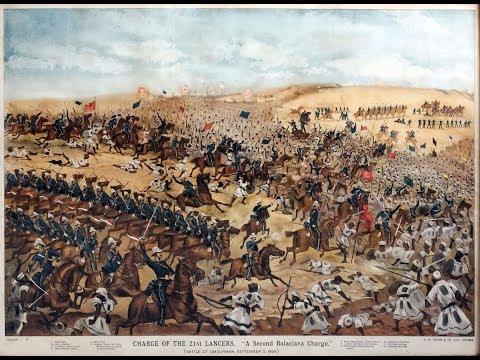 The Four Feathers (1939): Battle of Omdurman/옴두르만 전투