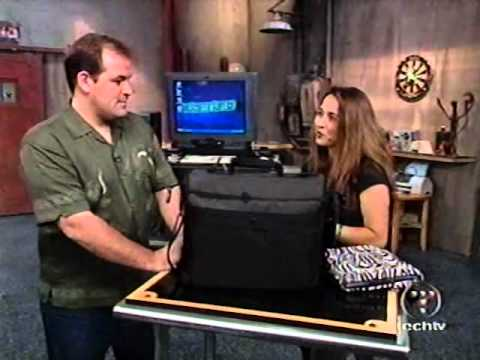 The Screen Savers - Patrick Norton & Martin Sargent - August 22, 2002 - Full 90 Min Episode!