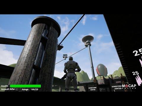 UE4] Multiplayer 3rd Person Shooter : UE4 Blueprint (DEMO