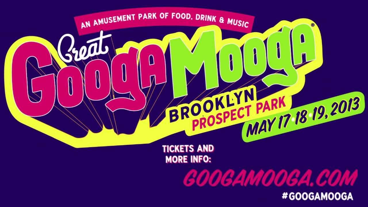 Great GoogaMooga 2013 Announcement