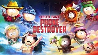 Южный Парк Разрушитель Мобил игра мультфильм видео SOUTH PARK PHONE DESTROYER