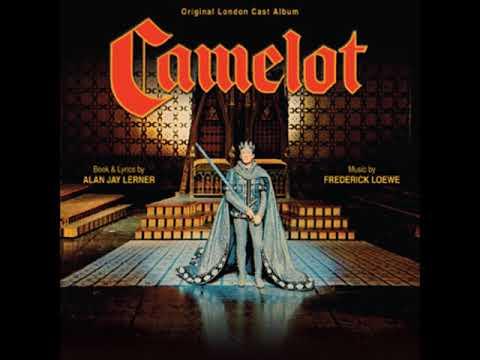 Camelot - 09  - The Jousts -  Laurence Harvey, Elizabeth Larner and Ensemble (1964)