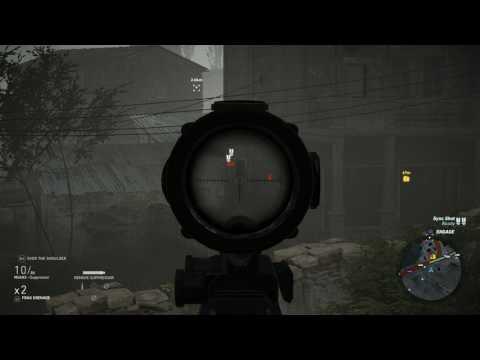 Tom Clancy's Ghost Recon: Wildlands  PS4 Pro  Gameplay 3