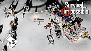 Survival Impossible - The one with the two time lapses #41 - Space Engineers Hardcore Survival