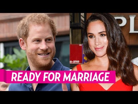 Prince Harry and Meghan Markle 'Could Get Married Somewhere Private and Elope'