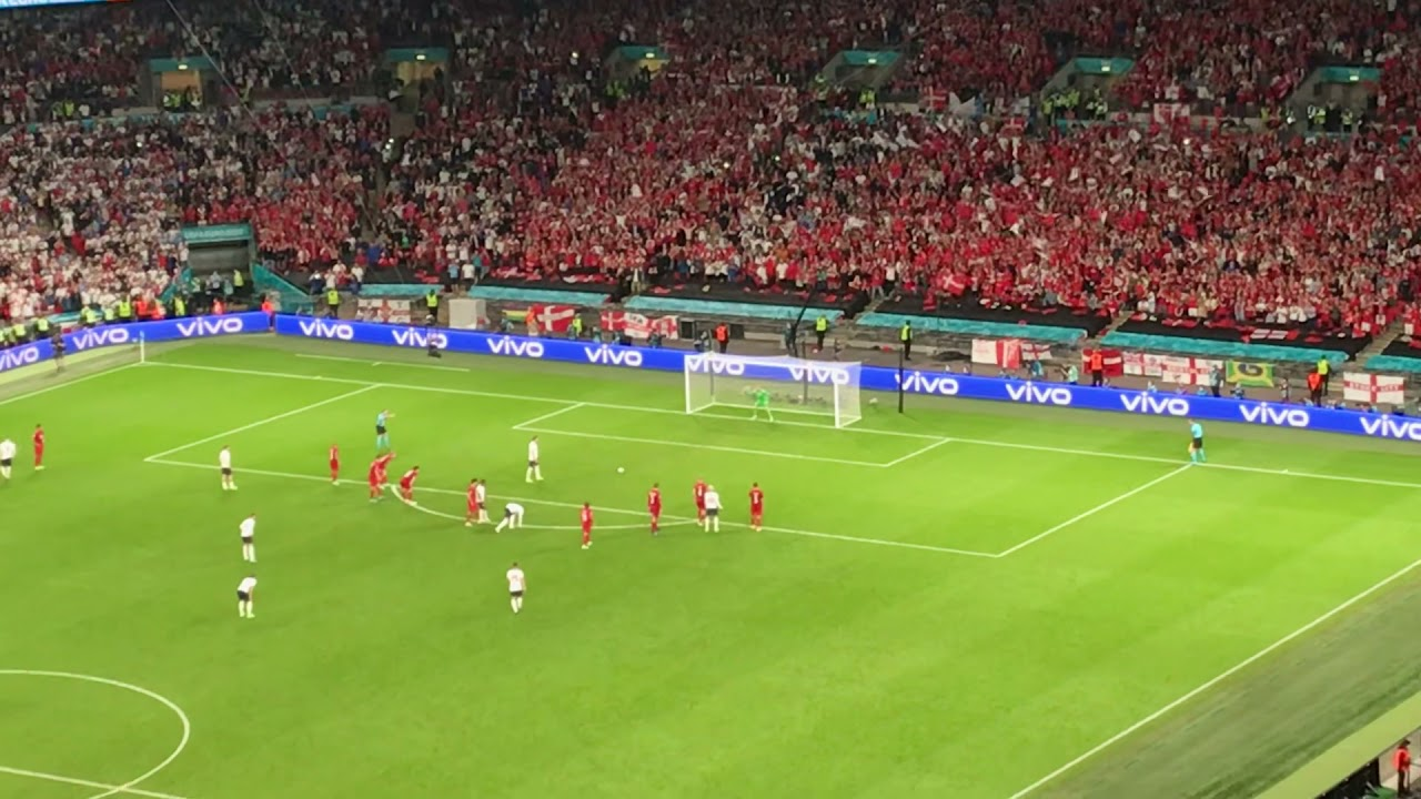 England vs. Denmark score: Harry Kane's rebound goal sends ...