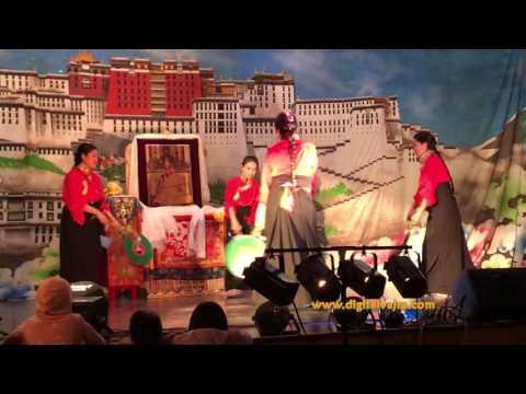 Tibetan Losar 2017 in Califoria  on 3/4/2017 Full Event