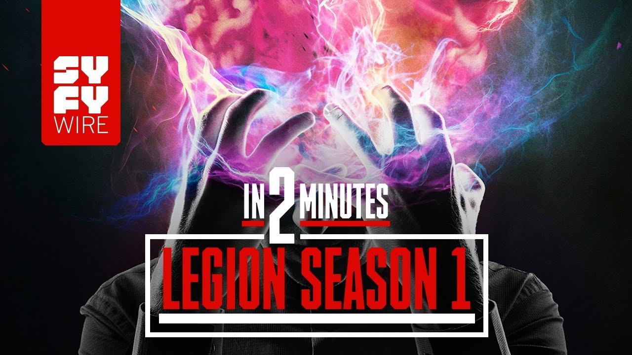 Download Legion (Season 1) In 2 Minutes   SYFY WIRE