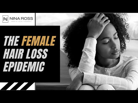 The TRUTH About The BLACK FEMALE Hair Loss Epidemic | Nutrition | Hormones | Meds | Treatment + MORE