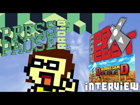 PPR Feature: PAX East 2011 Interview with Nathan Fouts