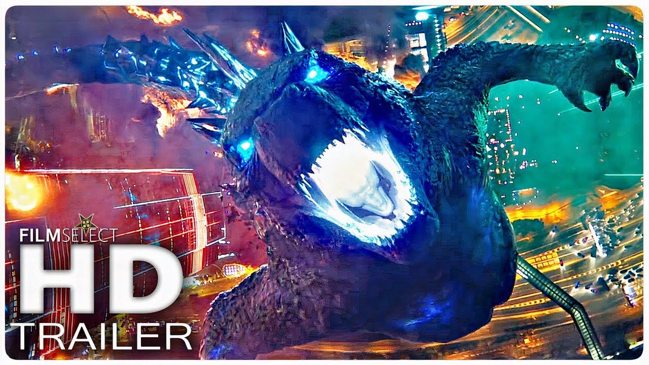 GODZILLA VS KONG New Trailer (2021)