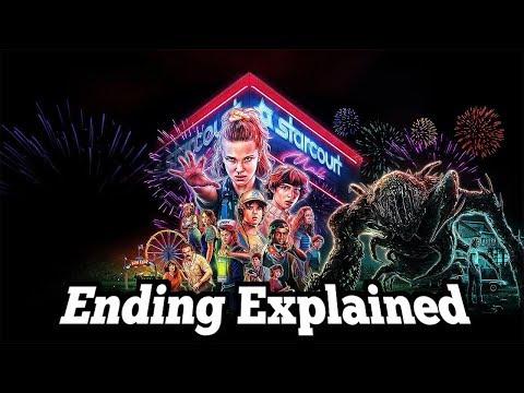 The Ending Of Stranger Things 3 Explained