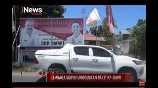 iNews NTT - Pilkada Sumba Timur: Lembaga Survei Unggulkan Paket KP-DMW