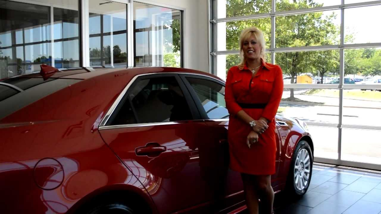 Cadillac Cts Dealer Louisville Kentucky Sam Swope Cadillac Erica