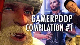 GamerPoop Compilation 1