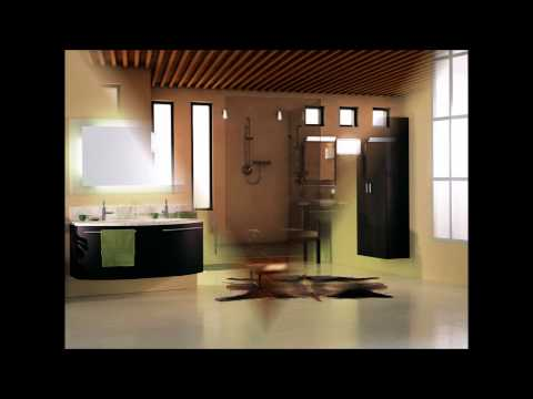 Inspiring relaxing modern bathroom color ideas youtube - Extraordinary and relaxing contemporary bathroom designs ...