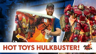 Buying The Hot Toys HULKBUSTER!