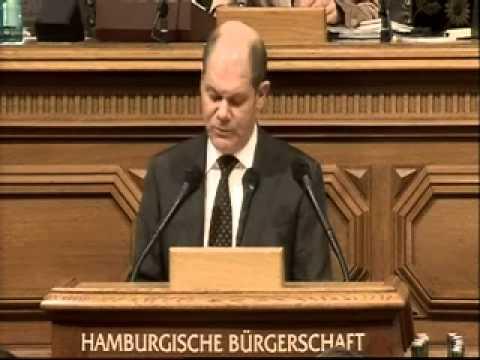 Bürgermeister Scholz zur Energiewende