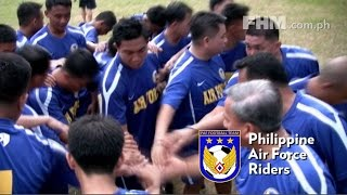 FHM kicks-off with the Philippine Air Force Riders