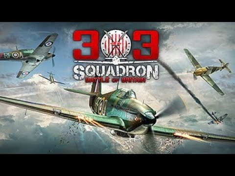 """""""GAMING ALL NIGHT"""" (303 SQUADRON BATTLE FOR BRITAIN) WINDOWS 10 FIRST BOOT UP TEST!"""" 