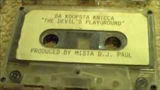 Koopsta Knicca - Stash Spot Pt.2