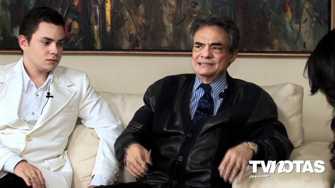 José José y su supuesto hijo, ¡se hacen prueba de ADN ... Jose Maria De Tavira Y Su Novia